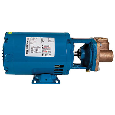 Burks Pumps Turbine CT Series