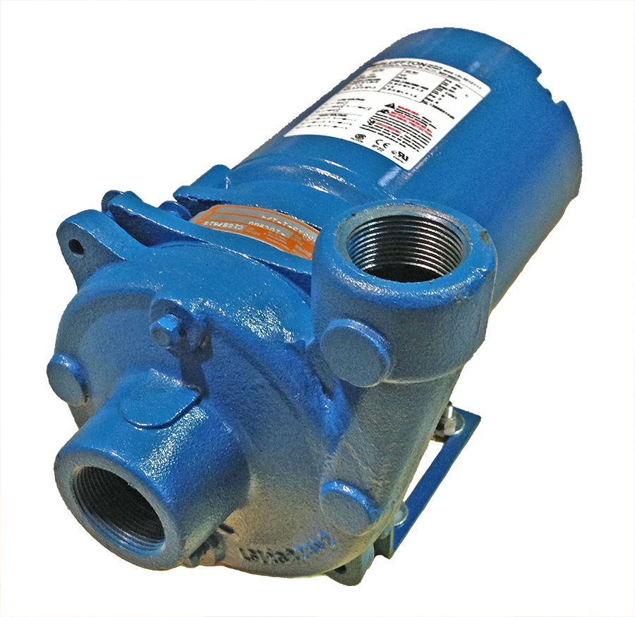 Burks Centrifugal Pump GA5-1-1/4