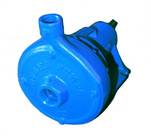 BURKS CENTRIFUGAL BASE MOUNTED PUMPS