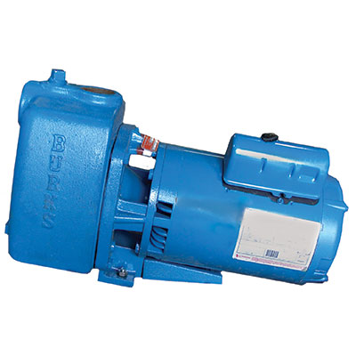 Burks Pumps WA6 Series